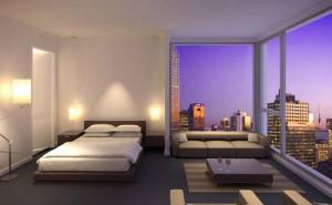 Small Apartament Transforms in 24 rooms