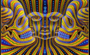 Psychedelic Art Of Alex Grey