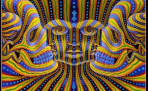 Psychedelic Art Of Alex Grey