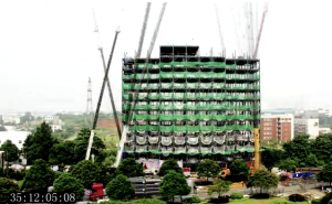 15-Story Hotel Built In Just Six Days