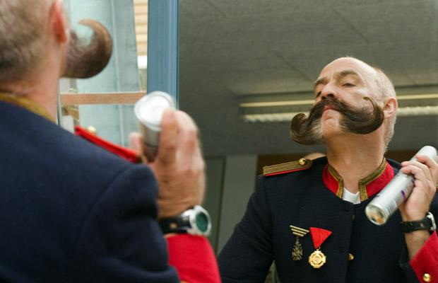 18 The European Beard and Moustache Championships