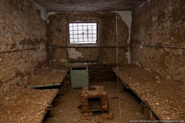 Abandoned Russian Prison : Be Amazed