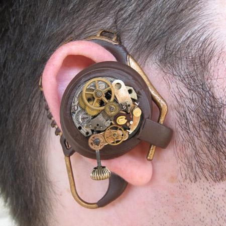 stempunk-headphones