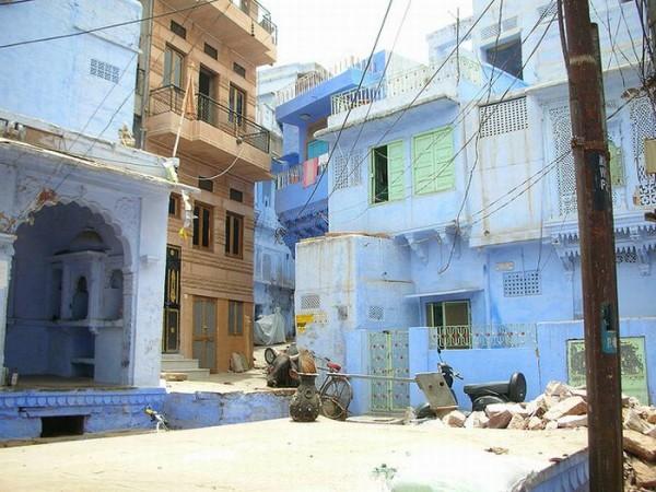 jodhpur 05 e1298147667644 Blue City