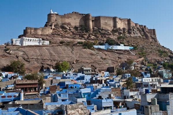 jodhpur 08 e1298147628765 Blue City